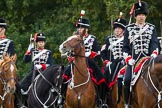 The Light Cavalry HAC Annual Review and Inspection 2014. Guards Polo Club. Windsor Great Park,    on 12 October 2014 at 13:03, image #158