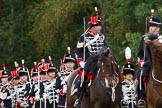 The Light Cavalry HAC Annual Review and Inspection 2014. Guards Polo Club. Windsor Great Park,    on 12 October 2014 at 13:03, image #159