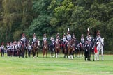 The Light Cavalry HAC Annual Review and Inspection 2014. Guards Polo Club. Windsor Great Park,    on 12 October 2014 at 13:03, image #161