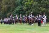 The Light Cavalry HAC Annual Review and Inspection 2014. Guards Polo Club. Windsor Great Park,    on 12 October 2014 at 13:03, image #162