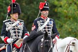 The Light Cavalry HAC Annual Review and Inspection 2014. Guards Polo Club. Windsor Great Park,    on 12 October 2014 at 13:04, image #164