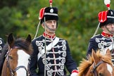 The Light Cavalry HAC Annual Review and Inspection 2014. Guards Polo Club. Windsor Great Park,    on 12 October 2014 at 13:04, image #167
