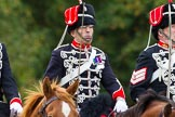 The Light Cavalry HAC Annual Review and Inspection 2014. Guards Polo Club. Windsor Great Park,    on 12 October 2014 at 13:04, image #168