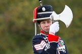 The Light Cavalry HAC Annual Review and Inspection 2014. Guards Polo Club. Windsor Great Park,    on 12 October 2014 at 13:04, image #172
