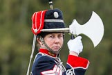 The Light Cavalry HAC Annual Review and Inspection 2014. Guards Polo Club. Windsor Great Park,    on 12 October 2014 at 13:04, image #174