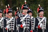 The Light Cavalry HAC Annual Review and Inspection 2014. Guards Polo Club. Windsor Great Park,    on 12 October 2014 at 13:05, image #175