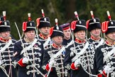 The Light Cavalry HAC Annual Review and Inspection 2014. Guards Polo Club. Windsor Great Park,    on 12 October 2014 at 13:05, image #176