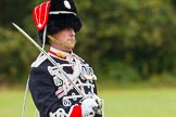 The Light Cavalry HAC Annual Review and Inspection 2014. Guards Polo Club. Windsor Great Park,    on 12 October 2014 at 13:05, image #179