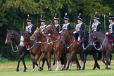 The Light Cavalry HAC Annual Review and Inspection 2014. Guards Polo Club. Windsor Great Park,    on 12 October 2014 at 13:06, image #182