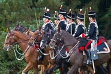 The Light Cavalry HAC Annual Review and Inspection 2014. Guards Polo Club. Windsor Great Park,    on 12 October 2014 at 13:06, image #183