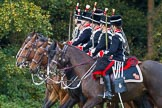 The Light Cavalry HAC Annual Review and Inspection 2014. Guards Polo Club. Windsor Great Park,    on 12 October 2014 at 13:07, image #184