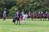 The Light Cavalry HAC Annual Review and Inspection 2014. Guards Polo Club. Windsor Great Park,    on 12 October 2014 at 13:07, image #185