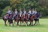 The Light Cavalry HAC Annual Review and Inspection 2014. Guards Polo Club. Windsor Great Park,    on 12 October 2014 at 13:07, image #186