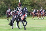 The Light Cavalry HAC Annual Review and Inspection 2014. Guards Polo Club. Windsor Great Park,    on 12 October 2014 at 13:09, image #191