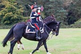 The Light Cavalry HAC Annual Review and Inspection 2014. Guards Polo Club. Windsor Great Park,    on 12 October 2014 at 13:09, image #193