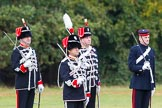 The Light Cavalry HAC Annual Review and Inspection 2014. Guards Polo Club. Windsor Great Park,    on 12 October 2014 at 13:10, image #195