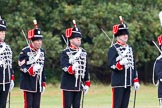 The Light Cavalry HAC Annual Review and Inspection 2014. Guards Polo Club. Windsor Great Park,    on 12 October 2014 at 13:10, image #196