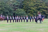 The Light Cavalry HAC Annual Review and Inspection 2014. Guards Polo Club. Windsor Great Park,    on 12 October 2014 at 13:10, image #199
