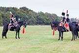 The Light Cavalry HAC Annual Review and Inspection 2014. Guards Polo Club. Windsor Great Park,    on 12 October 2014 at 13:12, image #205