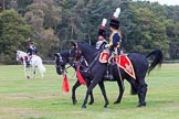 The Light Cavalry HAC Annual Review and Inspection 2014. Guards Polo Club. Windsor Great Park,    on 12 October 2014 at 13:12, image #206