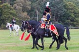 The Light Cavalry HAC Annual Review and Inspection 2014. Guards Polo Club. Windsor Great Park,    on 12 October 2014 at 13:12, image #207