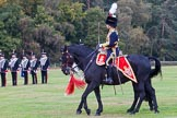 The Light Cavalry HAC Annual Review and Inspection 2014. Guards Polo Club. Windsor Great Park,    on 12 October 2014 at 13:12, image #208
