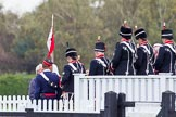 The Light Cavalry HAC Annual Review and Inspection 2014. Guards Polo Club. Windsor Great Park,    on 12 October 2014 at 13:25, image #211