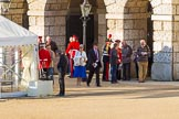 Beating Retreat 2015 - Waterloo 200. Horse Guards Parade, Westminster, London,  United Kingdom, on 10 June 2015 at 19:28, image #8