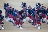 Beating Retreat 2015 - Waterloo 200. Horse Guards Parade, Westminster, London,  United Kingdom, on 10 June 2015 at 19:36, image #19