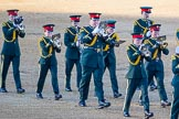 Beating Retreat 2015 - Waterloo 200. Horse Guards Parade, Westminster, London,  United Kingdom, on 10 June 2015 at 19:47, image #61