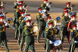 Beating Retreat 2015 - Waterloo 200. Horse Guards Parade, Westminster, London,  United Kingdom, on 10 June 2015 at 19:47, image #66