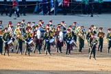 Beating Retreat 2015 - Waterloo 200. Horse Guards Parade, Westminster, London,  United Kingdom, on 10 June 2015 at 20:01, image #74