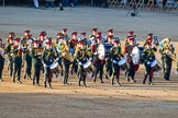 Beating Retreat 2015 - Waterloo 200. Horse Guards Parade, Westminster, London,  United Kingdom, on 10 June 2015 at 20:01, image #76