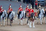 Beating Retreat 2015 - Waterloo 200. Horse Guards Parade, Westminster, London,  United Kingdom, on 10 June 2015 at 20:06, image #78