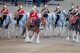 Beating Retreat 2015 - Waterloo 200. Horse Guards Parade, Westminster, London,  United Kingdom, on 10 June 2015 at 20:06, image #80