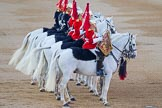 Beating Retreat 2015 - Waterloo 200. Horse Guards Parade, Westminster, London,  United Kingdom, on 10 June 2015 at 20:06, image #83