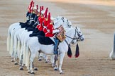 Beating Retreat 2015 - Waterloo 200. Horse Guards Parade, Westminster, London,  United Kingdom, on 10 June 2015 at 20:12, image #86