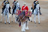 Beating Retreat 2015 - Waterloo 200. Horse Guards Parade, Westminster, London,  United Kingdom, on 10 June 2015 at 20:12, image #88
