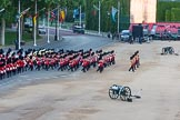 Beating Retreat 2015 - Waterloo 200. Horse Guards Parade, Westminster, London,  United Kingdom, on 10 June 2015 at 20:23, image #104