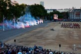 Beating Retreat 2015 - Waterloo 200. Horse Guards Parade, Westminster, London,  United Kingdom, on 10 June 2015 at 20:31, image #116