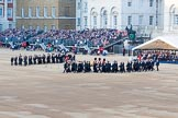 Beating Retreat 2015 - Waterloo 200. Horse Guards Parade, Westminster, London,  United Kingdom, on 10 June 2015 at 20:32, image #119