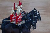 Beating Retreat 2015 - Waterloo 200. Horse Guards Parade, Westminster, London,  United Kingdom, on 10 June 2015 at 20:48, image #202