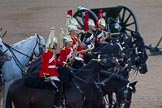Beating Retreat 2015 - Waterloo 200. Horse Guards Parade, Westminster, London,  United Kingdom, on 10 June 2015 at 20:48, image #204