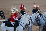 Beating Retreat 2015 - Waterloo 200. Horse Guards Parade, Westminster, London,  United Kingdom, on 10 June 2015 at 20:48, image #205