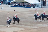 Beating Retreat 2015 - Waterloo 200. Horse Guards Parade, Westminster, London,  United Kingdom, on 10 June 2015 at 20:51, image #218