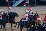 Beating Retreat 2015 - Waterloo 200. Horse Guards Parade, Westminster, London,  United Kingdom, on 10 June 2015 at 20:54, image #222