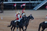 Beating Retreat 2015 - Waterloo 200. Horse Guards Parade, Westminster, London,  United Kingdom, on 10 June 2015 at 20:54, image #223