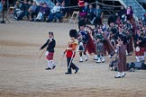 Beating Retreat 2015 - Waterloo 200. Horse Guards Parade, Westminster, London,  United Kingdom, on 10 June 2015 at 21:00, image #236