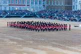 Beating Retreat 2015 - Waterloo 200. Horse Guards Parade, Westminster, London,  United Kingdom, on 10 June 2015 at 21:12, image #263