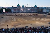 Beating Retreat 2015 - Waterloo 200. Horse Guards Parade, Westminster, London,  United Kingdom, on 10 June 2015 at 21:19, image #307